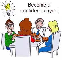 Become a Confident Bridge Player